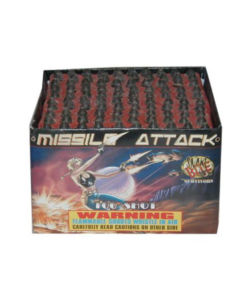 100 Shot Missile Attack