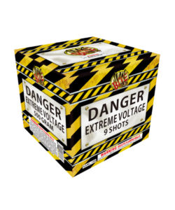 Danger Extreme Voltage